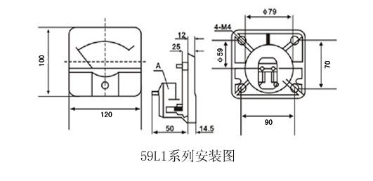 适用范围: 本系列产品为磁电系内磁式结构,适用于安装在各控制系统和配电系统的显示面板和 大型开关板上指示相关电参数,如:交直流电流、电压、功率因数、功率、同步值、频率、展开电压和过载电流等。产品性能符合 GB7676-1998 标准。 主要技术参数:准确度为: 1.5 、 2.5 级;使用条件: -20 ~+ 50  相对湿度85%;耐压影响:自频定值变化15%时,引起指示值误差不超过基本误差机械性能:能承受加速为30米/秒²,冲击频率每分钟80-120次、二小时运输颠震工作位置:垂直方向合
